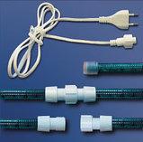 Сетевой шнур для  LED дюралайта 4 жылы, фото 3