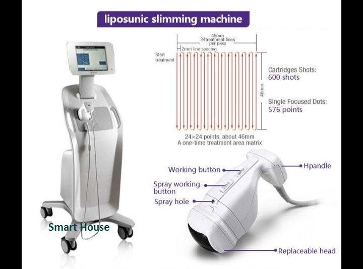 Аппарат Liposonic ультразвуковой