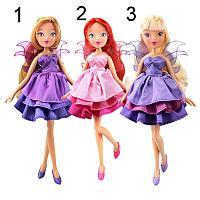 Кукла Winx Club Волшебное платье, фото 1