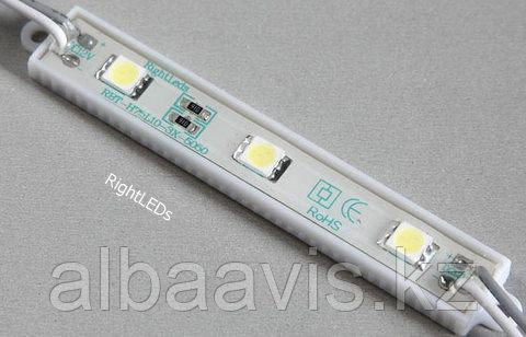 Модули светодиодные диоды, led модули, модули SMD 5050 без силикона