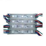 Модули светодиодные диоды, led модули, модули SMD 5050 в силиконе, фото 2