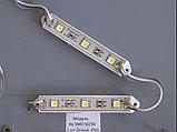 Светодиодные модули SMD 5050 RGB в силиконе, фото 8