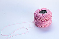 """Нитки для вязания """"Ирис"""", светло-розовые"""