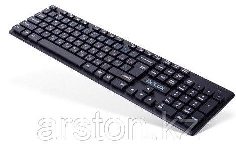 Беспроводная клавиатура Delux DLK-150