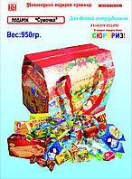 """Новогодний подарок """"Сумочка"""" 950гр, фото 1"""