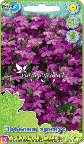 """Семена лобелии эринус """"Розовый мир"""", фото 2"""