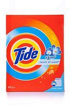 """Стиральный порошок для ручной чистки """"Tide"""" 400г."""