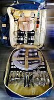 Набор туристической посуды на 4 персоны в рюкзаке доставка