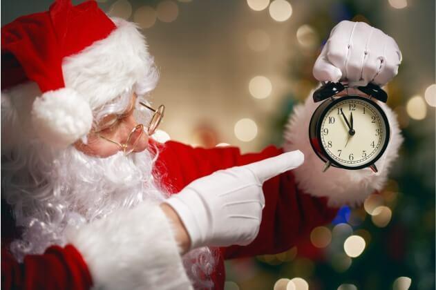 «Пробьют часы двенадцать раз»
