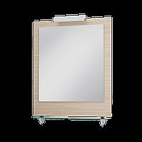 Зеркальная панель Alessandria-65 800*650*100 (ALM-65z)