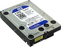 """Жёсткий диск WD Blue™ WD40EZRZ 4ТБ 3,5"""" 5400RPM 64МB (SATA-III), фото 1"""
