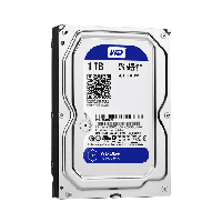 """Жёсткий диск WD Blue™ WD10EZEX 1ТБ 3,5"""" 7200RPM 64МB (SATA III)"""