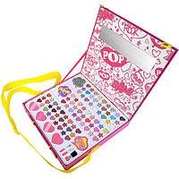 Pop-Girl Большой Игровой набор детской декоративной косметики для лица, фото 1