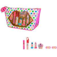 Pop-Girl Игровой набор детской декоративной косметики в сумочке, фото 1