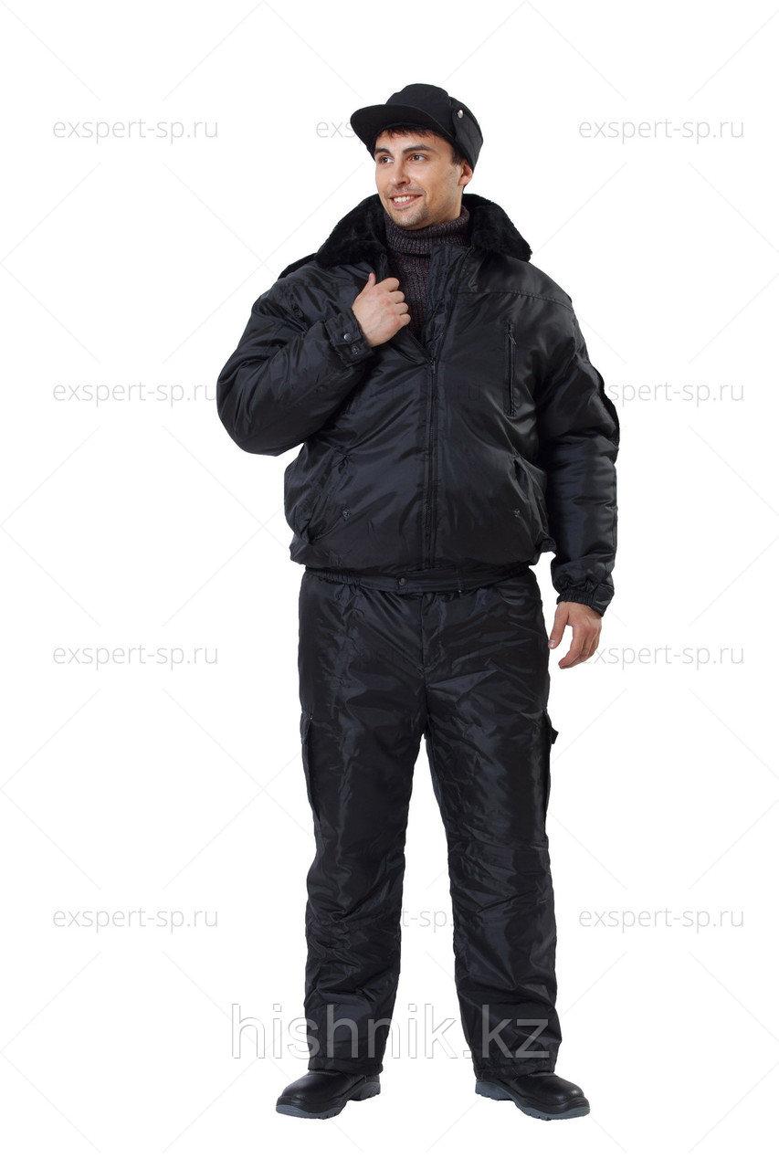 Куртка Охранник укороченная