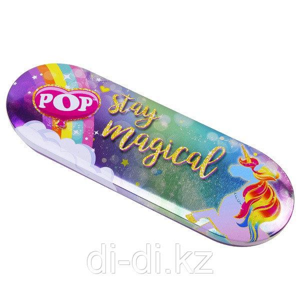 Pop-Girl Игровой набор детской декоративной косметики в пенале мал.