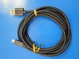 Кабель микро USB  2 метра для смартфона Samsung и др.UN 07, фото 2