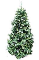Елка ель искусственная с инеем 1,2 м, фото 1