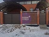Ворота автоматические откатные, фото 3