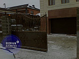 Ворота для въезда, фото 4