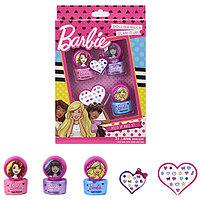 Barbie Игровой набор детской декоративной косметики для ногтей, фото 1
