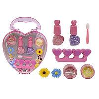 Princess Игровой набор детской декоративной косметики для ногтей, фото 1