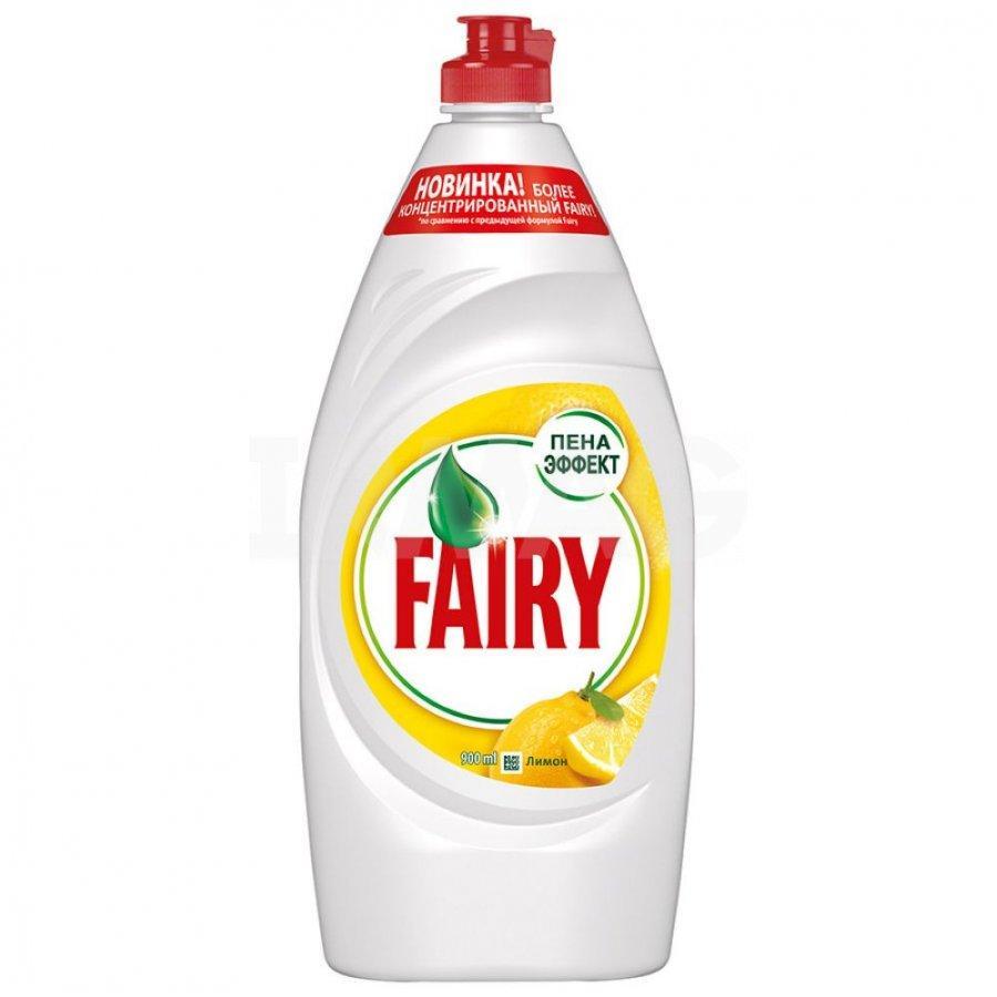 Средство для мытья посуды Fairy, 900 мл