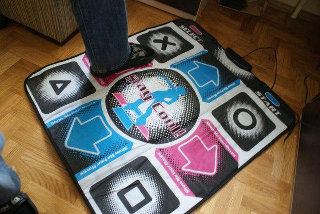 Танцевальный коврик Dance Mat ( дэнс мат), фото 2