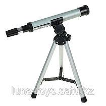 Телескоп настольный 30 кратного увел. пластик+металл 35*35см