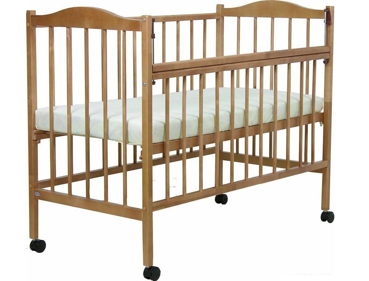 Кровать детская Фея 203 классический/палисандр