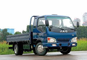 Запчасти на грузовик JAC HFC1040K15T