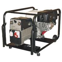 Бензиновый генератор сварочный CAROD CSH-210 (230В)