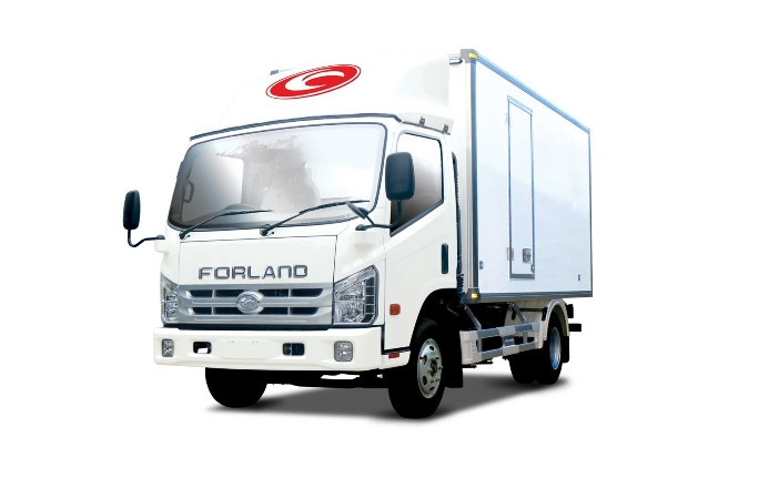 Запчасти на грузовик Forland  series H1 H2 H3