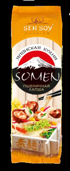 """Японская лапша Somen  """"Сен сой"""""""