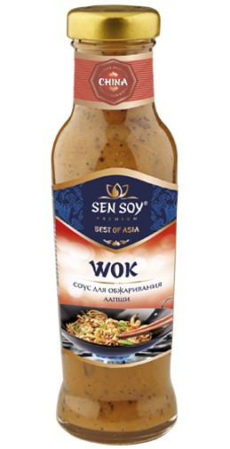"""WOK соус для обжаривания лапши """"Сэн Сой"""""""