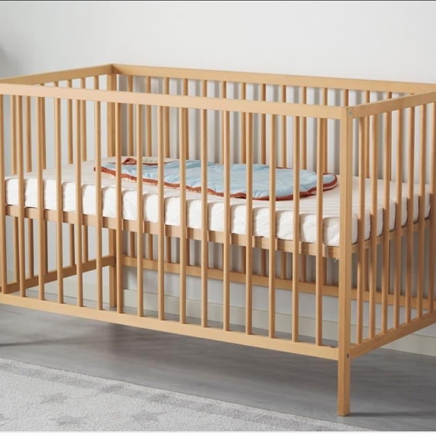 Кровать детская Sniglar, (бук)