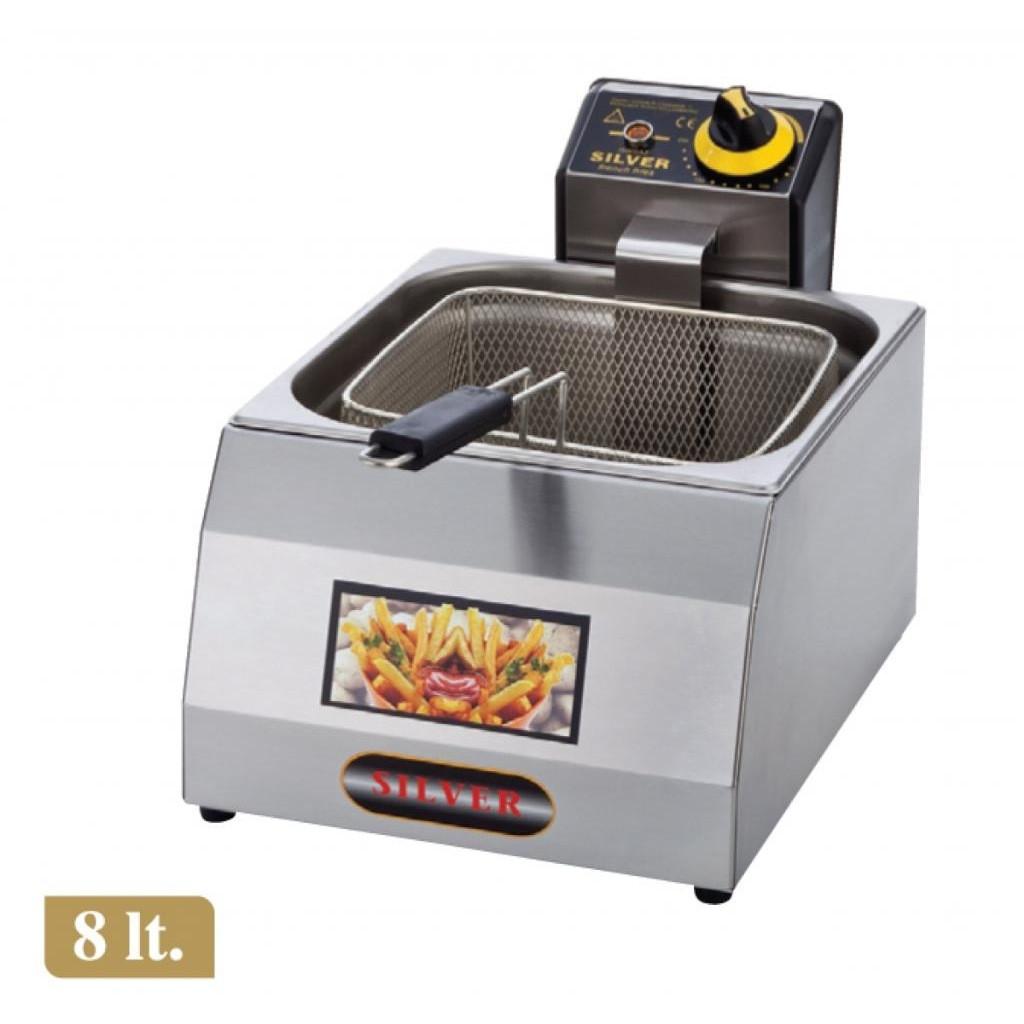 Фритюрница электрическая 8 литров - Турция