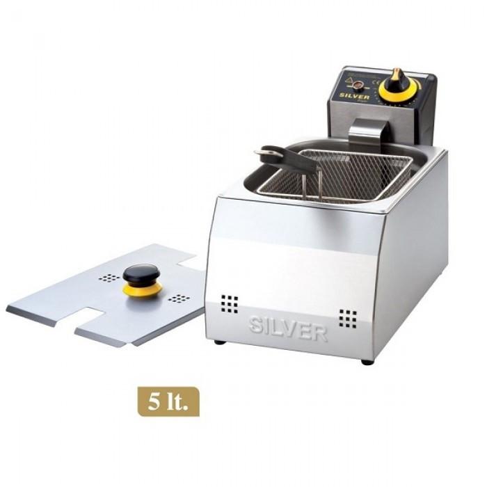 Фритюрница электрическая 5 литров - Турция