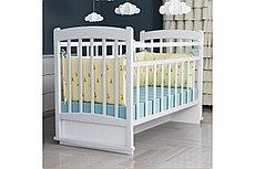 """Кровать детская ВДК """"Selia"""", (белый),"""