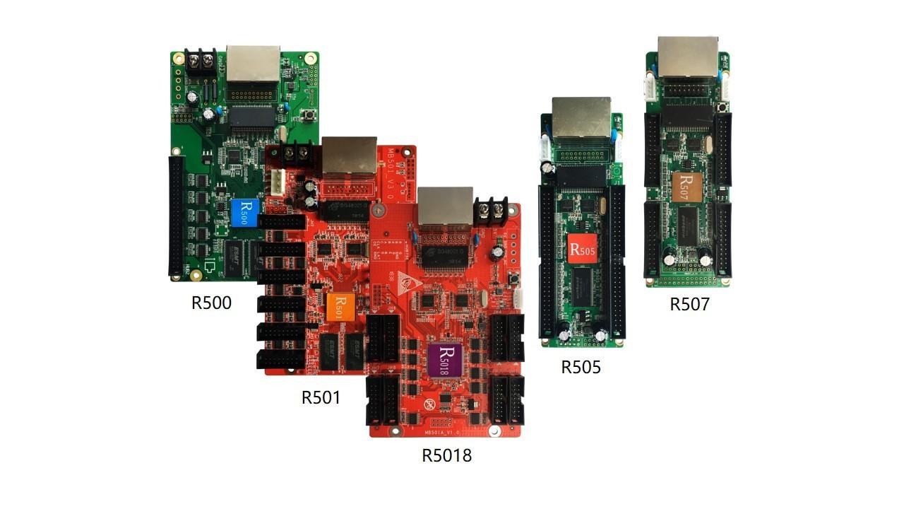 HD-R50x серии принимающая карта