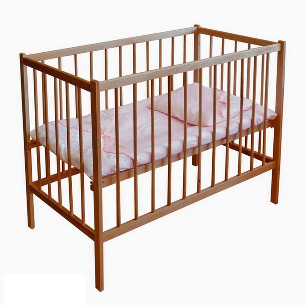 """Кровать детская Фея """"101"""" (Белый, Орех)"""