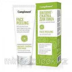 Compliment Пилинг-скатка для лица с фруктовыми кислотами, 80 мл, Алматы