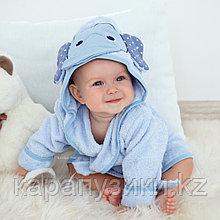 Детский халат слонёнок