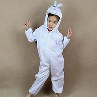 Карнавальньй костюм зайца (комбинезон)