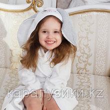 Детский халат зайчонок