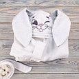 Детский халат зайчонок, фото 3