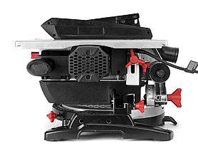 Пила торцовочная комбинированная, ЗУБР ЗПТК-210-1500,  210 мм, фото 2