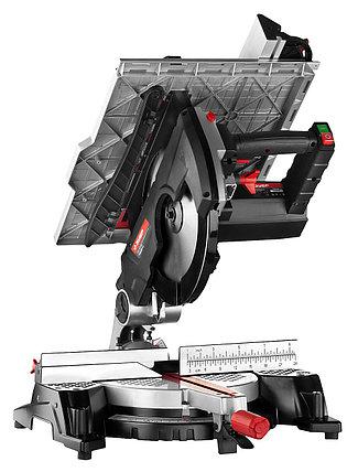 Пила торцовочная комбинированная, ЗУБР ЗПТК-305-1900, 305 мм, фото 2