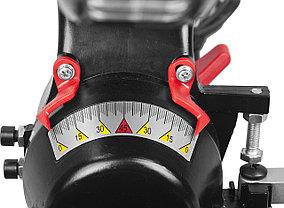Пила торцовочная, ЗУБР ЗПТ-305-1800 ПЛР, d= 305 x 30 мм, с протяжкой, 1800Вт, фото 3