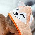 Детский халат лисёнок, фото 5